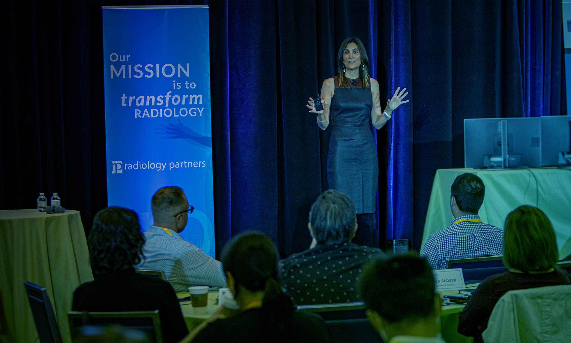 2021 Transform: Highlights from RP's event connecting trainees and radiology leaders
